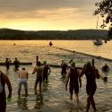 Jak pływać prosto na wodach otwartych